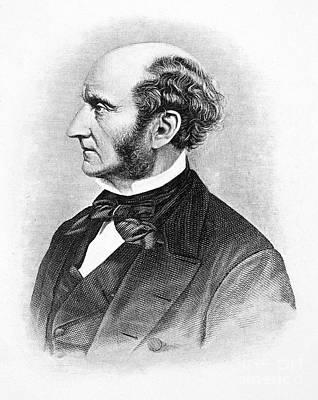 John Stuart Mill Art Print