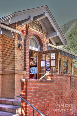 Photograph - John Tomay Library by David Bearden