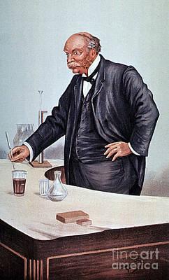 Strutt Photograph - John William Strutt, English Physicist by Science Source