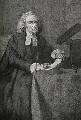 John Winthrop, Us Astronomer Art Print by Science, Industry & Business Librarynew York Public Library