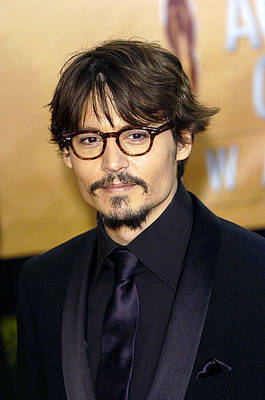 Johnny Depp Photograph - Johnny Depp At Arrivals  For 11th by Everett
