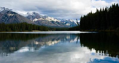 Photograph - Johnson Lake by Adam Pender