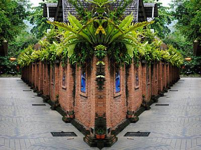 Photograph - Joint Corridor by Sumit Mehndiratta