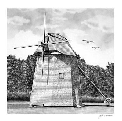 Jonathan Young Windmill Brewster Ma Original