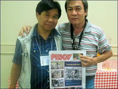 Photograph - Jonm And Glennb Nafaum by Glenn Bautista