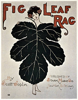 Ragtime Photograph - Joplin: Sheet Music by Granger