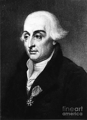 Joseph-louis Lagrange, European Art Print by Science Source