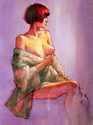 Josephine Original by Roz McQuillan