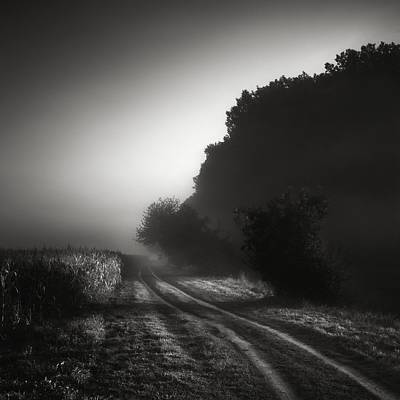 Photograph - Journey Into The Unknown - Cesta Do Neznama by Jaromir Hron