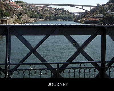 Photograph - Journey Motivational by John Shiron