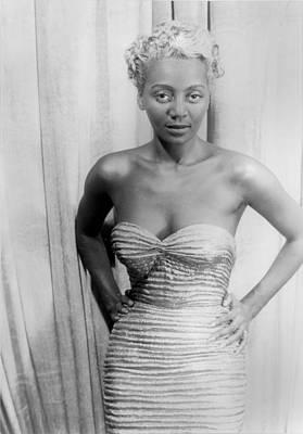Joyce Bryant, African American Singer Art Print
