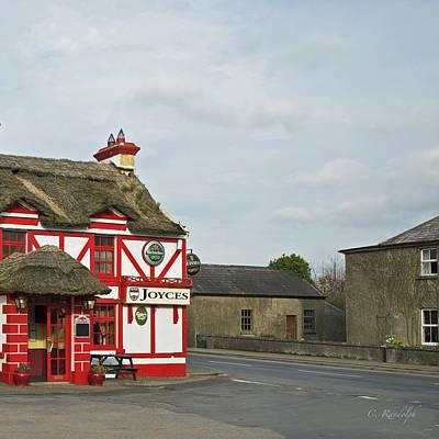 Photograph - Joyce's Pub by Cheri Randolph