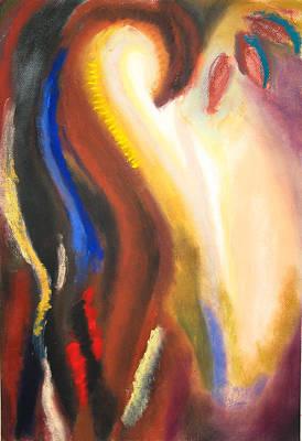 Inner Self Painting - Joyful Awakening by Kazuya Akimoto