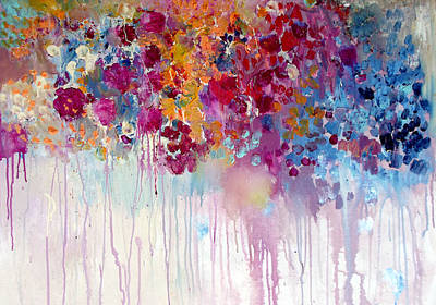 Painting - Joyful Heart by Wendy Mcwilliams