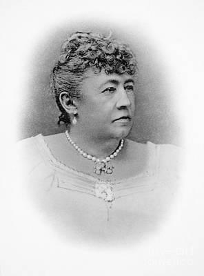 Julia Dent Grant (12826-1902) Print by Granger