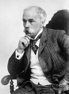 Julian Hawthorne (1846-1934) Art Print by Granger