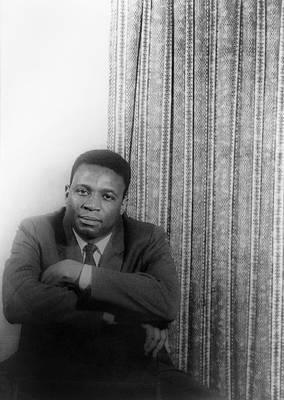 Mayfield Photograph - Julian Mayfield (1928-1985) by Granger