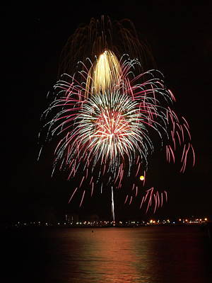 Photograph - July 4 2012  7 by Jeffrey Peterson