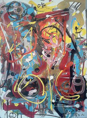 July 9 2012-2 Art Print by Gustavo Ramirez