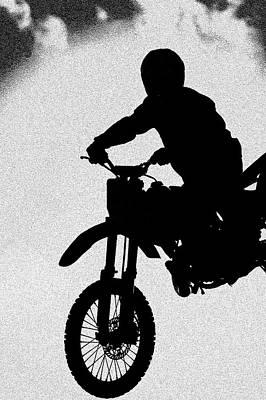Photograph - Jumping High by Carolyn Marshall