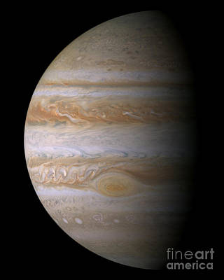 True Color Photograph - Jupiter by NASA/JPL-Caltech