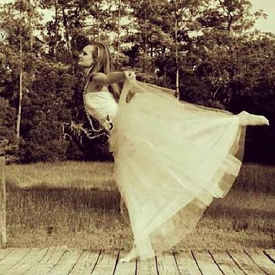 Model Photograph - Just Keep Dancing. #dance by Melissa Wyatt