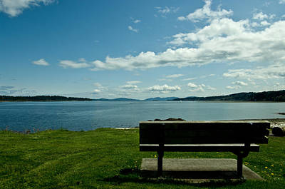 Vancouver Photograph - Just Sit And Breathe by Travis Crockart
