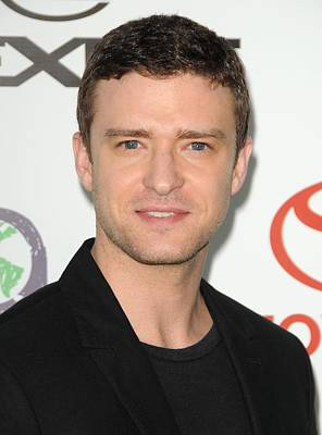 Justin Timberlake Photograph - Justin Timberlake At Arrivals For 2011 by Everett