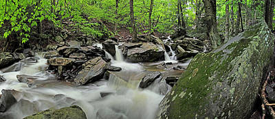 Photograph - Kaaterskill Creek Panorama by Rick Berk