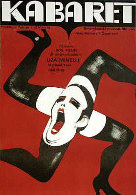 Mixed Media - Kabaret by Wiktor Gorka