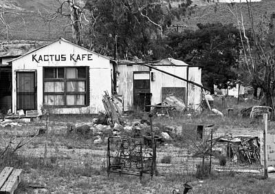 Photograph - Kactus Kafe by Gilbert Artiaga