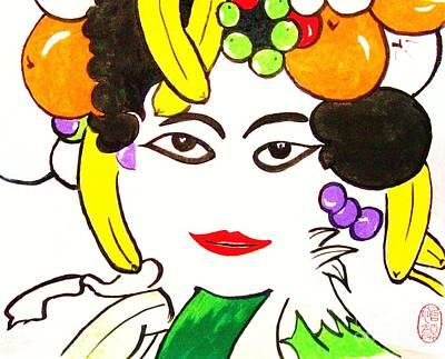 Kadayawan Sa Dabaw Art Print by Roberto Prusso