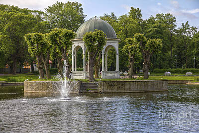 Photograph - Kadriorg Park 2 by Clare Bambers