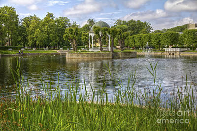 Photograph - Kadriorg Park by Clare Bambers