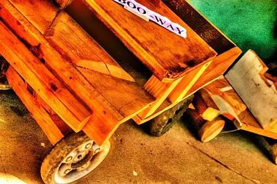 Photograph - Kah Boo Way by Rude Skrewd
