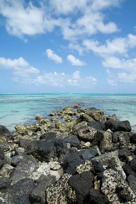 Ashlee Meyer Photograph - Kailua Shore  by Ashlee Meyer