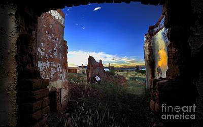 D700 Photograph - Kalahari Ruins by Jaco Kriek