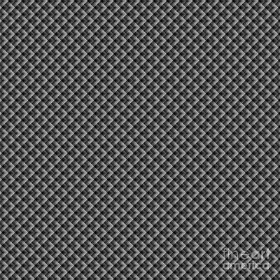 Fractal Geometry Digital Art - Kaleidoscope by Henrik Lehnerer