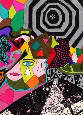 Kaleidoscope Of Color Art Print