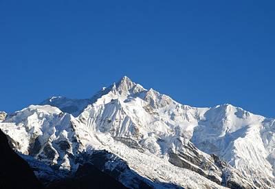 Photograph - Kangchenjunga by Parag Pendharkar