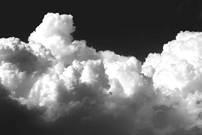 Kansas Thunderheads   Art Print
