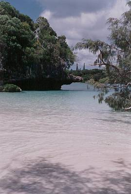 Photograph - Kanumera Beach by Mary-Lee Sanders