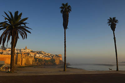 Rabat Photograph - Kasbah Des Oudaias, Rabat by Axiom Photographic