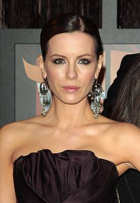Chandelier Earrings Photograph - Kate Beckinsale At Arrivals For 14th by Everett