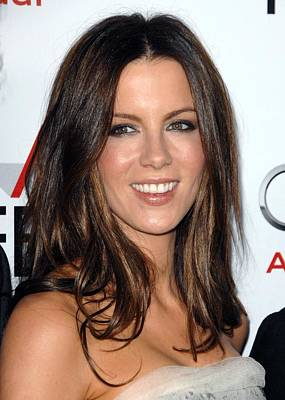 Film Festival Premiere Screening Photograph - Kate Beckinsale At Arrivals For Afi by Everett