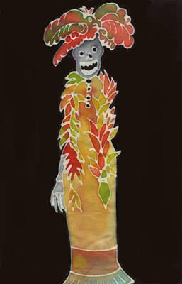 Boa Constrictor Digital Art - Katerina Calvadera by Joanie Mitchell