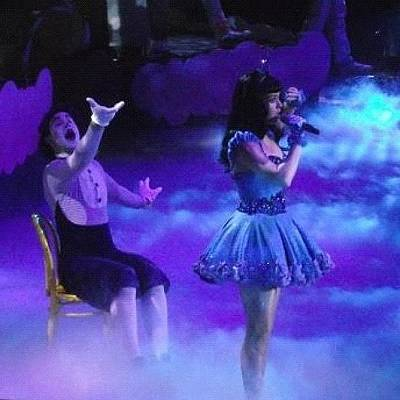 Concert Photograph - Katy Perry by Beth Green