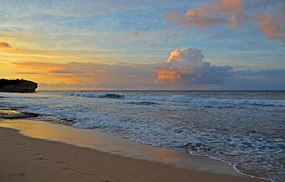 Kauai Morning Light Art Print