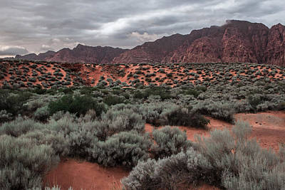 Photograph - Kayenta Sunset 1 by Chris Fullmer