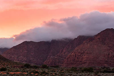 Photograph - Kayenta Sunset 7 by Chris Fullmer